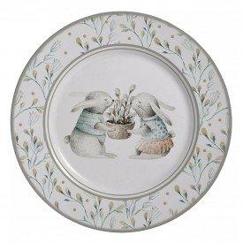 prato raso pascoa coelho de ceramica celebracoes 1138101 alleanza casa cafe mel