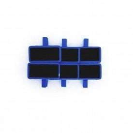 grampo decorativo marcador de lugar 6 pecas azul hd70324 a casa cafe mel 1