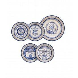 conjunto de prato para queijo 5 pecas 172 1064 scalla casa cafe mel 1