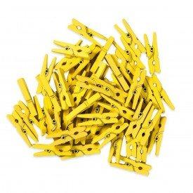 conjunto mini grampo amarelo 28 pecas mdn001 am casa cafe mel