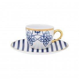xicara cafe com pires porcelana 75ml 6 pecas lusitana 003906 oxford casa cafe mel 1