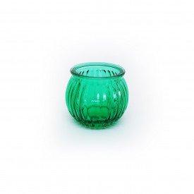 castical de vidro porta vela verde hd02101 v casa cafe mel 2