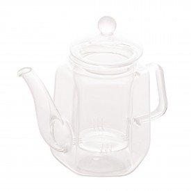 chaleira de vidro borossilicato faces 600ml 1379 lyor casa cafe mel 1