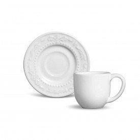 xicara de cafe acanthus branco 61485 porto brasil casa cafe mel