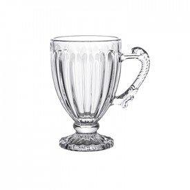 caneca de cristal renaissance individual 200ml 1382 1 lyor casa cafe mel
