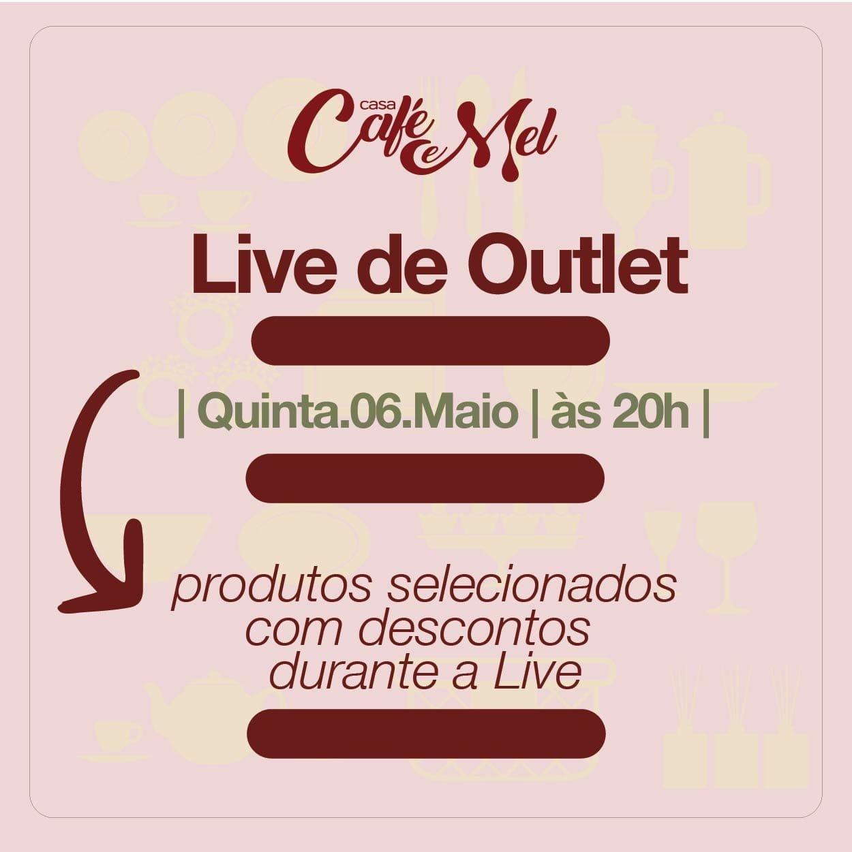 outlet Casa Cafe Mel