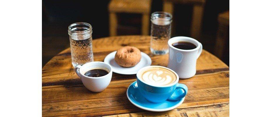 5 tipos de preparo de café
