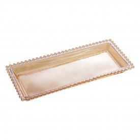 travessa de cristal retangular 30cm pearl ambar 28225 wolff casa cafe mel 1