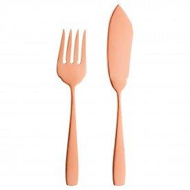 conjunto de faca e garfo 2 pecas aco inox rose pisa 71742 wolff casa cafe mel 1