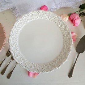 61551 prato bolo com pe ceramica passion branco porto brasil casa cafe e mel 1