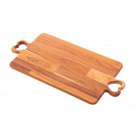 bandeja madeira teca alca coracao 13211 casa cafe mel 3