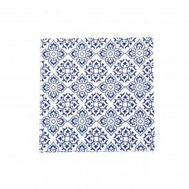 guardanapo de papel 20 pecas flores azul escuro gp 042fm casa cafe mel 2