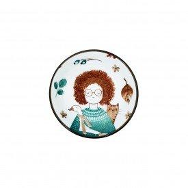 mini bowl ceramica esta menina 062150 pra caza casa cafe mel 1