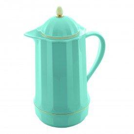 garrafa termica genova 1l verde tiffany 1524 lyor casa cafe mel 2