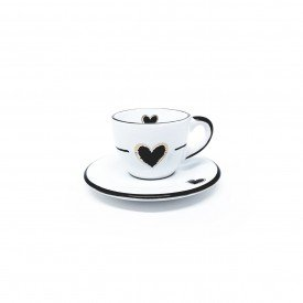 xicara cafe de ceramica 100ml riviera coracao pu60 luiz salvador casa cafe mel 2
