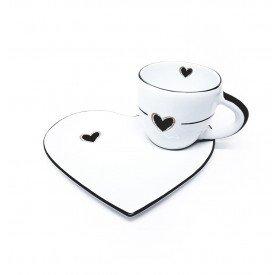 xicara cha ceramica com prato de coracao riviera 320ml pu274 luiz salvador casa cafe mel 2