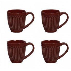 caneca roma cassis 1231376701kit4 porto brasil casa cafe e mel