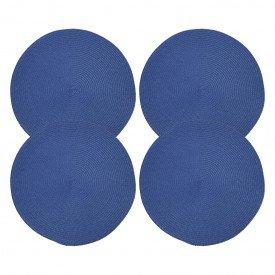 americano redondo trama individual azul o38cm amer45k az casa cafe mel 2