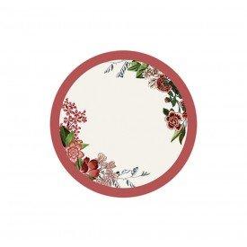 capa para sousplat rosas vermelhas capsp 282 signora casa cafe mel 1
