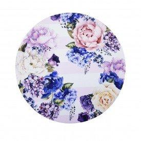 sousplat de mdf e tecido individual floral 28mel bendita feitura casa cafe mel 4