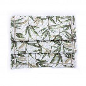 caminho de mesa de algodao folha de bambu 203216 copa cia casa cafe mel 3