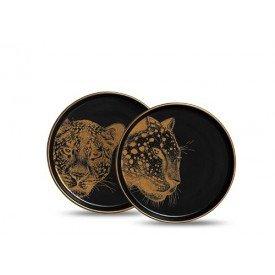 prato sobremesa ceramica leopard 14918061 scalla casa cafe mel