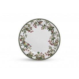 prato raso ceramica aurora 6 pecas flores 1722363 scalla casa cafe mel