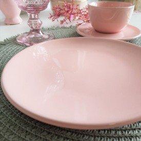 088301 prato para sobremesa ceramica unni milenial oxford 6 pecas casa cafe mel