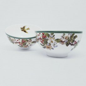 1722365 bowl ceramica aurora 420ml scalla 6 pecas casa cafe mel