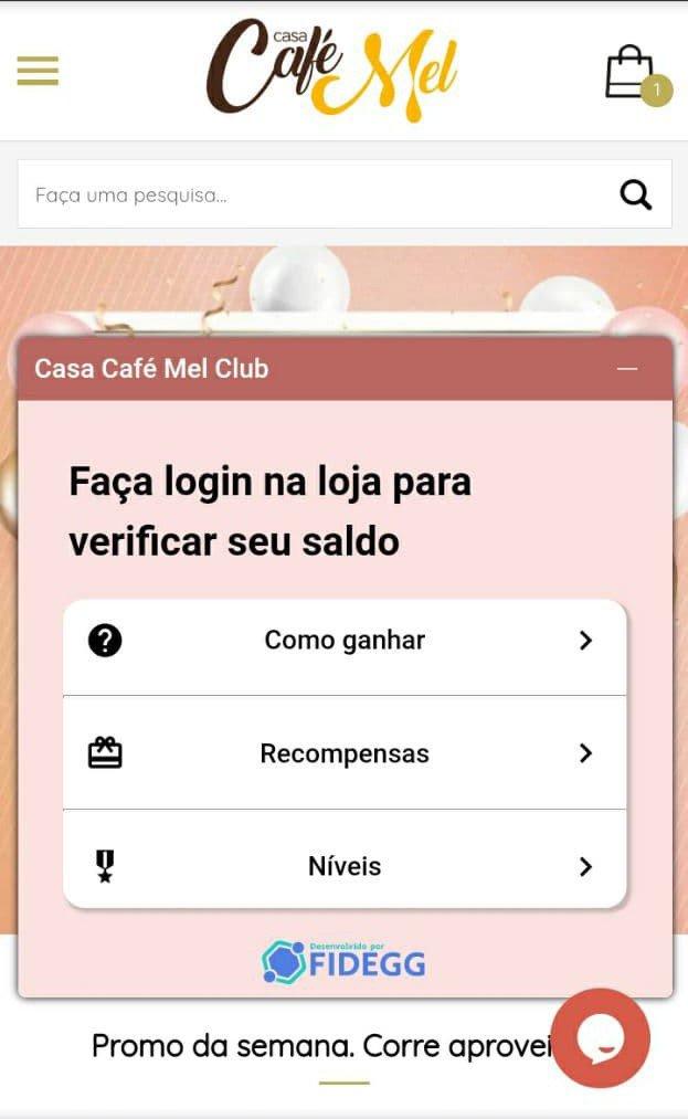 passo a passo clube de pontos mobile casa cafe mel 03