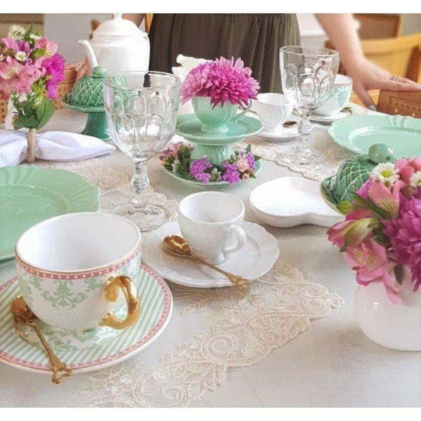 1727646 xicara de cha com pires ceramica damask 6 pecas casa cafe mel 2