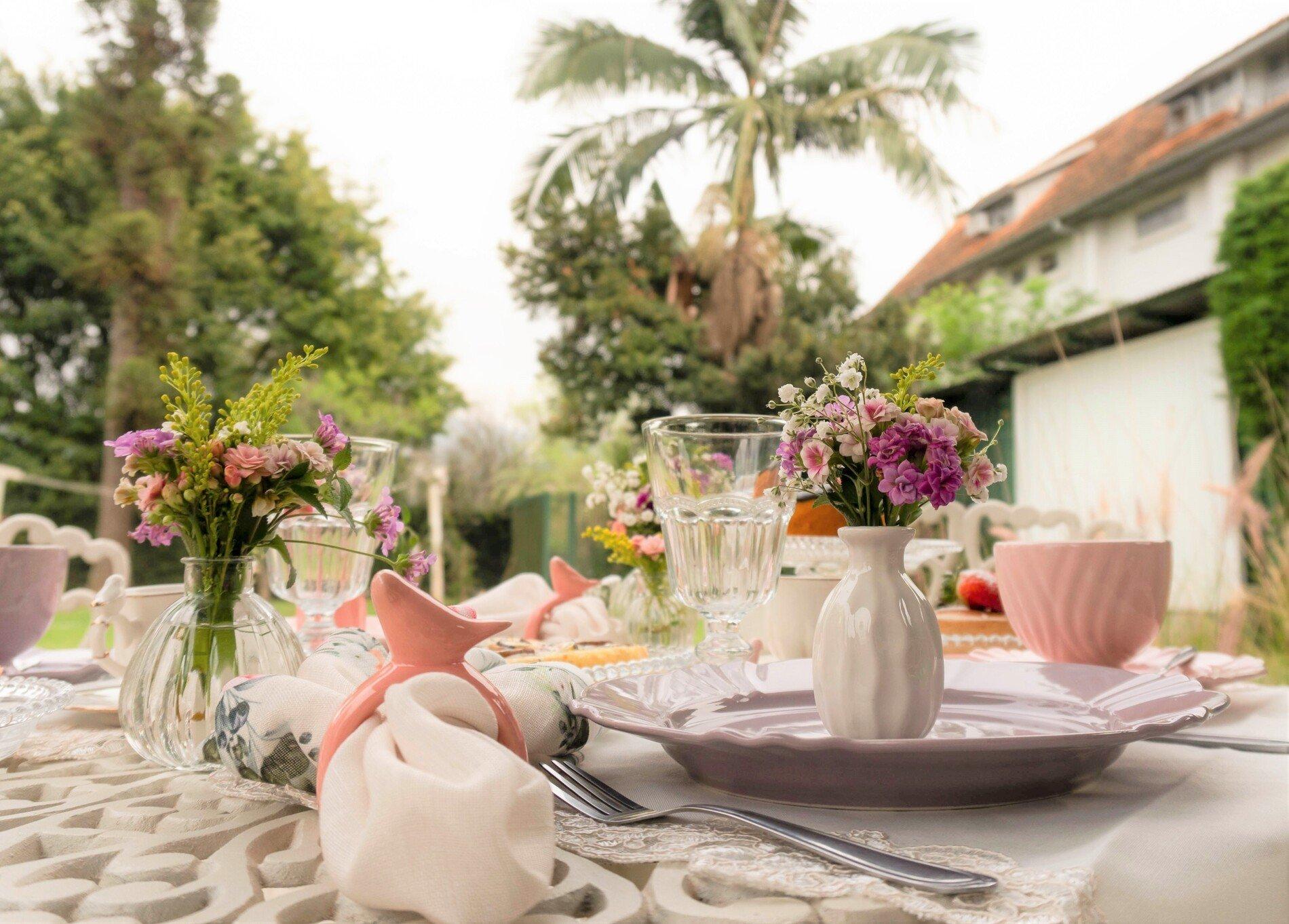 hd6602 r argola para guardanapo passaro ceramica slim individual rosa casa cafe mel