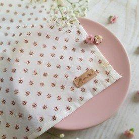 7502 am guardanapo de tecido individual amora casa flora casa cafe mel