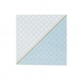 guardanapo de papel mosaico azul 20 pecas 69451001 d a casa cafe mel 2