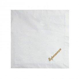 guardanapo de linho bordado dourado esperanca 40x40cm 99766 d a casa cafe mel 2