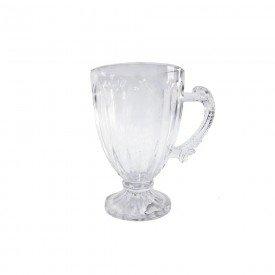 caneca de cristal renaissance individual 1382 1 lyor casa cafe mel