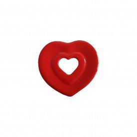 argola guardanapo ceramica de coracao 10x3 5cm vermelho 21 334co silveira casa cafe mel 3 copiar