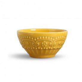 bowl tigela ceramica esparta mostarda 6 pecas 410589 porto brasil casa cafe mel 2