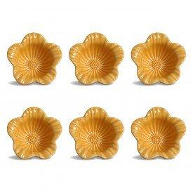 petisqueira ceramica campestre individual mostarda 410925 porto brasil casa cafe mel 3