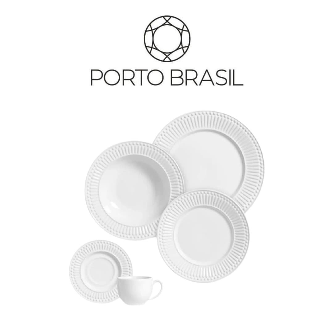 Aparelho de Jantar Porto Brasil