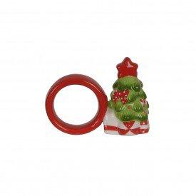 argola para guardanapo de ceramica arvore de natal 9x9x6 5cm 74522001 d a casa cafe mel 1