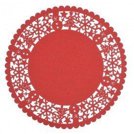 americano redondo natal boneco de neve e arvore feltro 35x35cm vermelho 73816001 d a casa cafe mel 1