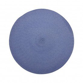 americano redondo trama individual azul o38cm cs0103 a gzt casa cafe mel 1
