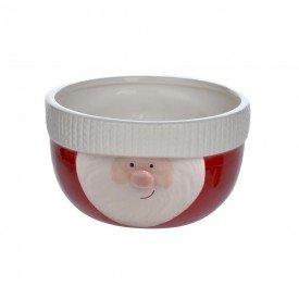bowl ceramica papai noel 12 3x12 3cm 73495001 d a casa cafe mel 1