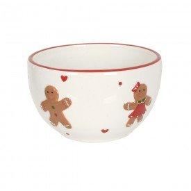 bowl ceramica natal boneco gengibre 14x14cm 74521001 d a casa cafe mel 1