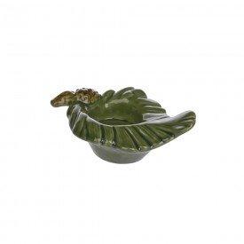 castical de ceramica natal folha de pinha 6x14x9cm 67054001 d a casa cafe mel 1